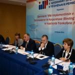 Mot de bienvenue de M. Dervishi, Commissaire à la protection des données en Albanie