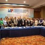 Participants à la formation RCEF organisée par le KMDP à Tirana
