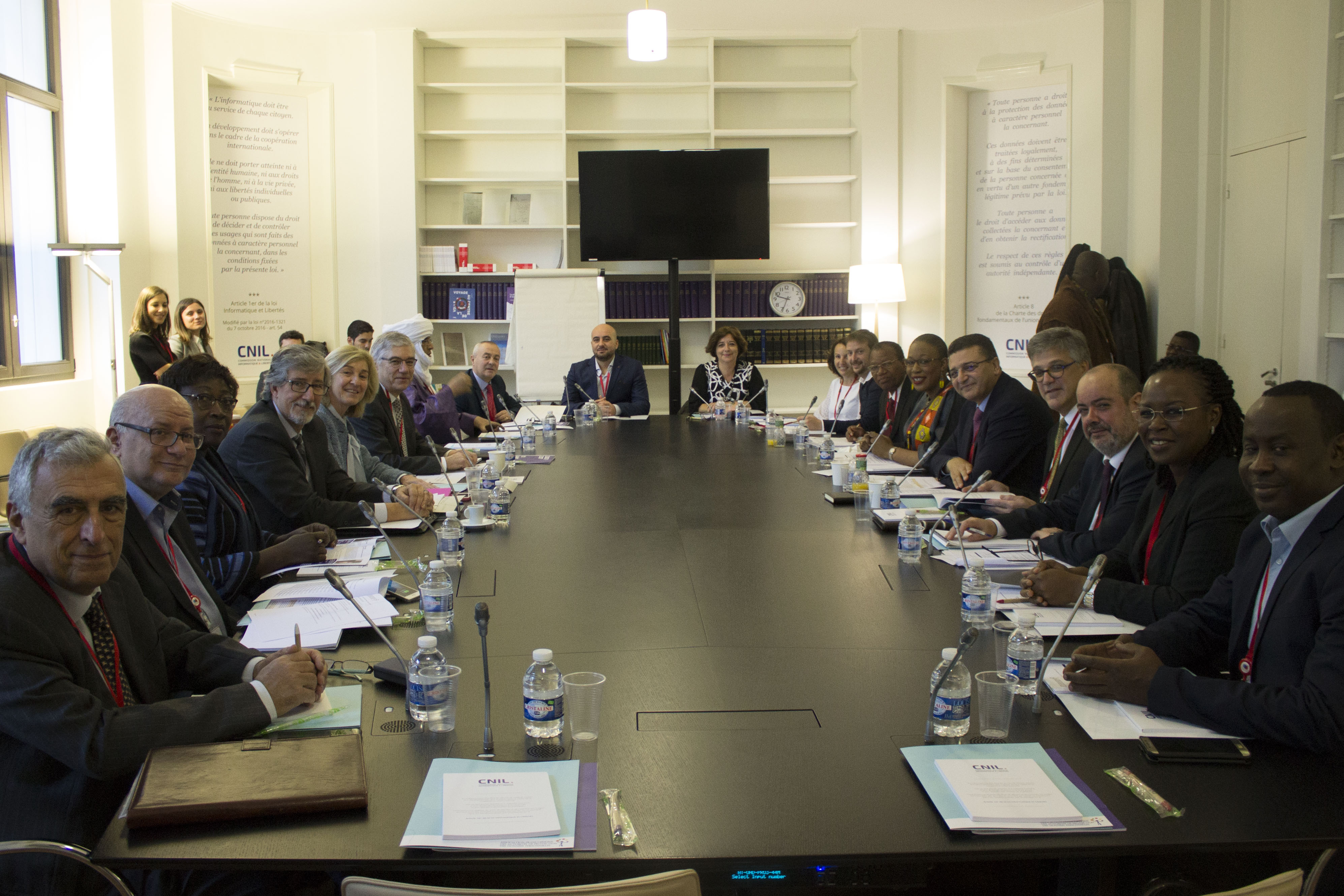 Communiqué de presse: Consultation francophone sur l'avenir de la Conférence internationale